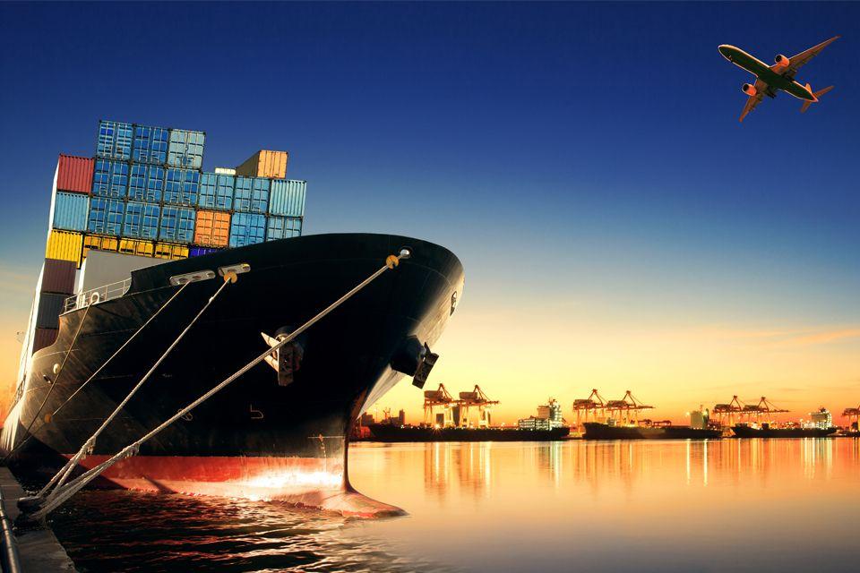 El comercio internacional de mercancías creció 3.0% en 2018, superando ligeramente el PIB.