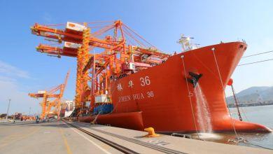 Photo of Contecon adquiere dos nuevas grúas pórtico para el Puerto de Manzanillo