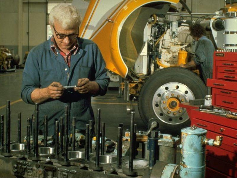 Caterpillar remanufactura motores y componentes