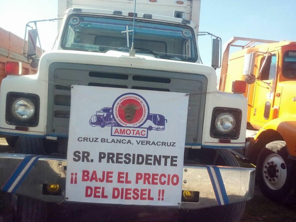 La Amotac realiza caravanas en Ciudad de México, Puebla, Hidalgo, Morelos, Querétaro y Estado de México.