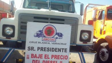 Photo of Realiza Amotac paro de transportistas