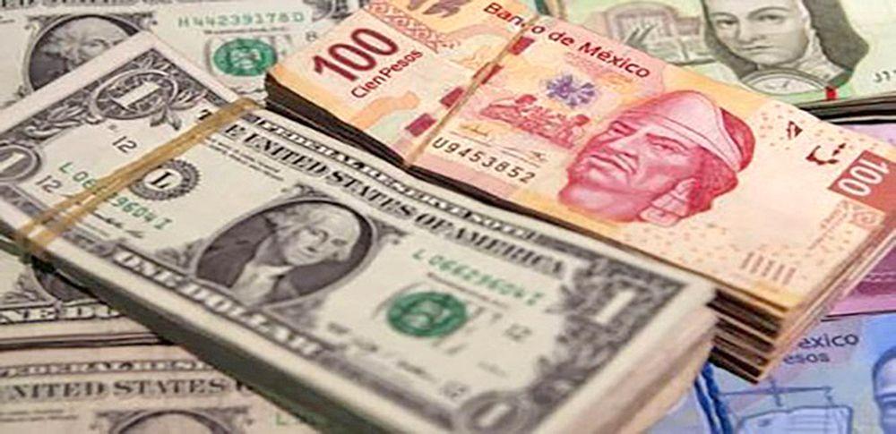 Durante la sesión, se espera que el tipo de cambio cotice entre 18.85 y 19.00 pesos por dólar.