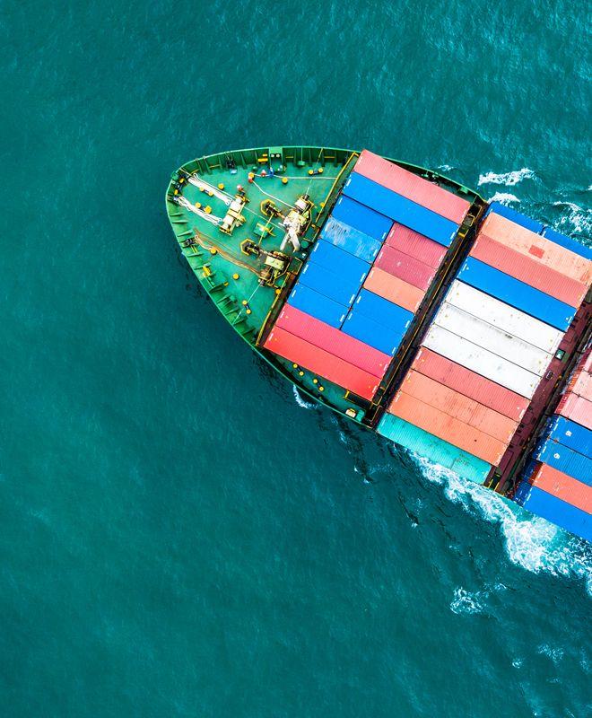 Crece la importancia de los países en desarrollo en el comercio mundial.