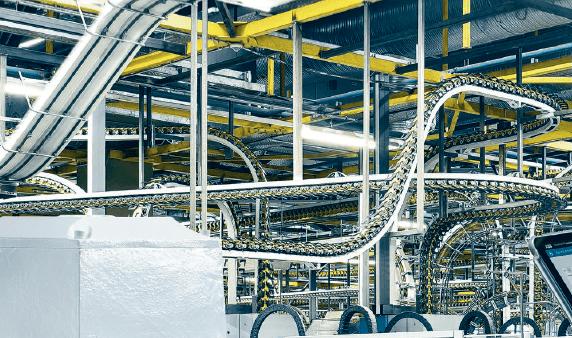 ABB avanza en investigaciones de automatización.