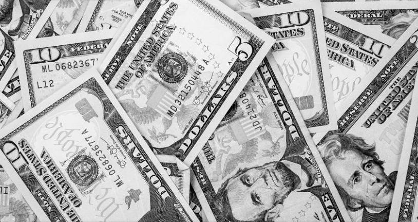 El peso mexicano se aprecia frente al dólar.