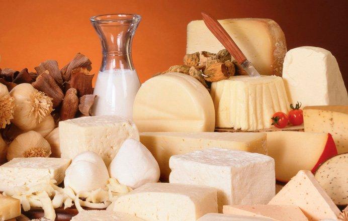 l consumo de queso en 2019 se pronostica en 549,000 toneladas.