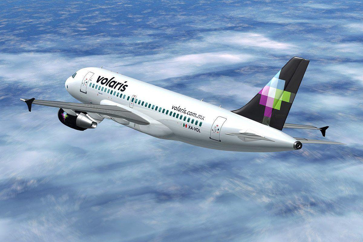 Volaris lidera entre las empresas mexicanas de transporte aéreo.