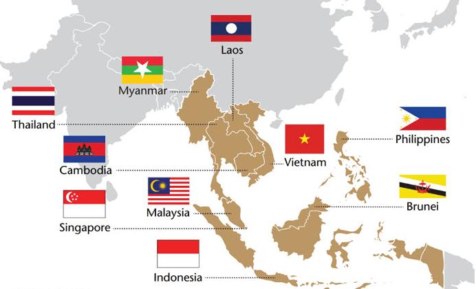 En los últimos años, según destaca el Banco de China, los países de la ASEAN han mantenido un rápido crecimiento económico, que es bastante sobresaliente en medio de la recesión económica mundial.