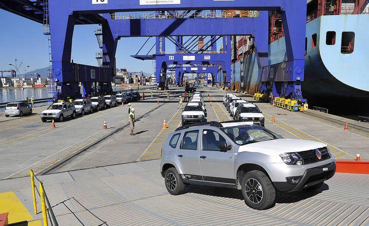 Las exportaciones de autos (vehículos para pasajeros) de Brasil registraron una caída interanual de 26.4% en 2019, para ubicarse en 3,782 millones de dólares.