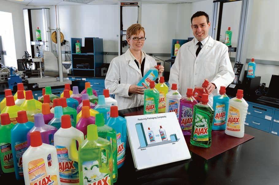 Colgate-Palmolive Company opera su principal centro de investigación para productos de Cuidado en el Hogar en México.
