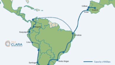 Photo of Europa y América Latina se conectarán con banda ancha en 2020