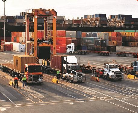 Las importaciones de Estados Unidos cayeron 1.7% interanual, a 2 billones 517,000 millones de dólares en 2019.