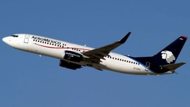 In terms of operating fleet, Aeroméxico temporarily suspended the operation of six Boeing 737 MAX equipment.