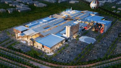 Explanada Culiacán, una de las propiedades de la empresa GICSA, está terminada en el primer semestre de 2020, informó la propia empresa.