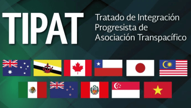 Mexico will chair this Wednesday the third virtual meeting of the Commission of the Comprehensive and Progressive Treaty of Trans-Pacific Association (TIPAT, or CPTPP for its acronym in English).