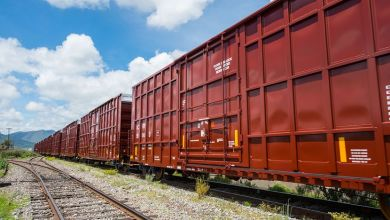 The companies Ferrocarril Mexicano (Ferromex) and Kansas City Southern de México (KCSM) registered drops of 1.2 and 3.1%, respectively, in the movement of rail freight in Mexico in the first half of 2020, at annual rates.
