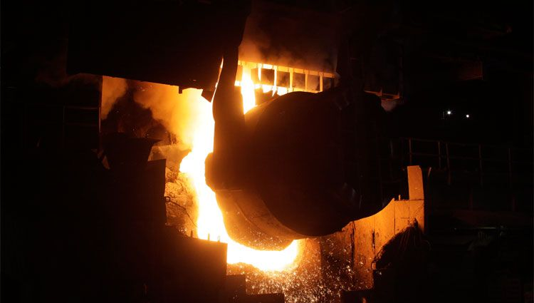 At the request of the ArcelorMittal company, Mexico initiated an anti-dumping investigation on imports of carbon and alloy steel slab from Brazil and Russia.