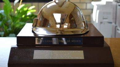 "Grupo México was awarded three of the six Silver Helmets (""Cascos de Plata"") awards that were awarded in the 2020 edition and that recognize the mining units with the best safety indexes in Mexico."