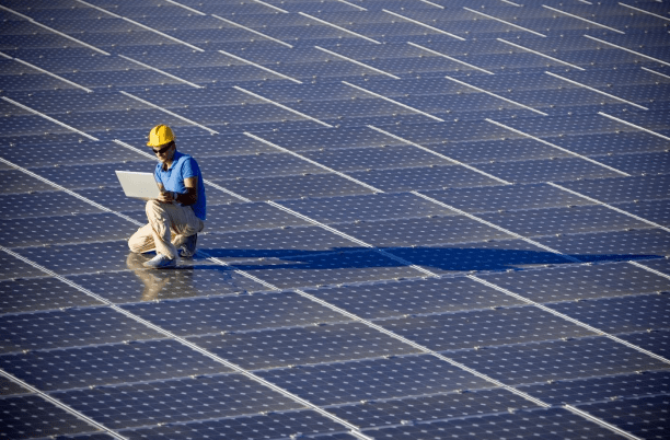 India increased its share of renewable energy to 23.7% in total sources to generate electricity in 2020, reported the World Trade Organization (WTO).