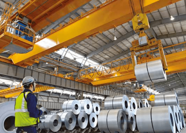Ternium reported on Tuesday that it had a 9% year-on-year decrease in its steel shipments in 2020, to 11 million 360,000 tons.