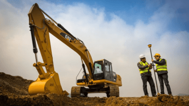 The Caterpillar company reported this Wednesday that revenues of $ 41.748 million in 2020, a decrease of 22% compared to 2019.