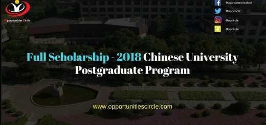 Full Scholarship -2018