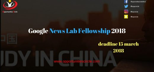 Google News Lab Fellowship 2018 - Google News Lab Fellowship 2018