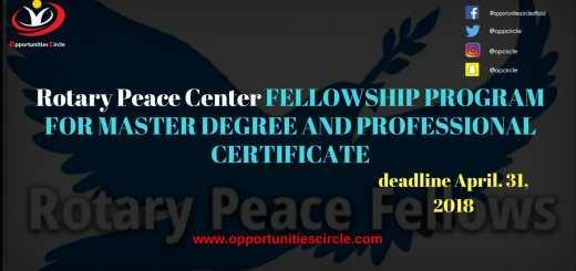 Rotary Peace Center