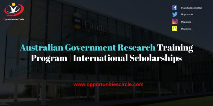 Government Research Training Program 300x150 - Australian Government Research Training Program (AGRTP) International Scholarships at University of Flinders