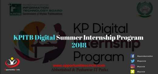 KPITB Digital Summer Internship