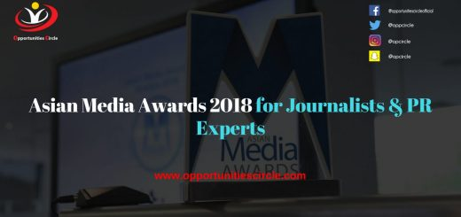 Asian Media Awards 2018