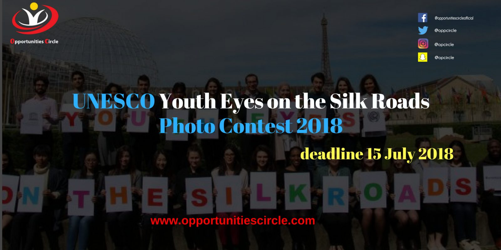 UNESCO photo contest 2018 - UNESCO Youth Eyes on the Silk Roads International Photo Contest 2018