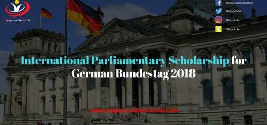International Parliamentary Scholarship