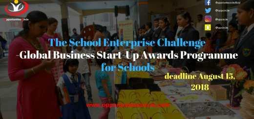 The School Enterprise Challenge