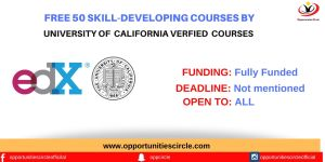 Free Online Courses By University Of California (Verified Certificate)