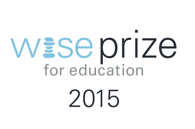2015 World Innovation Summit for Education (WISE) Prize