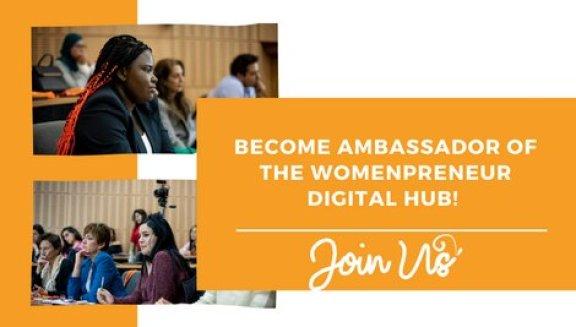 Call for Ambassadors: Womenpreneur Digital Hub 2021 for Women in MENA  Region | Opportunities For Africans