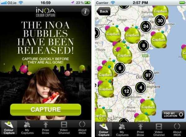 mobile marketing - the effectiveness of proximity