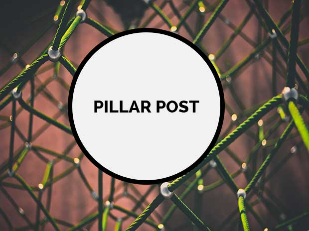 What is an optimized pillar post?