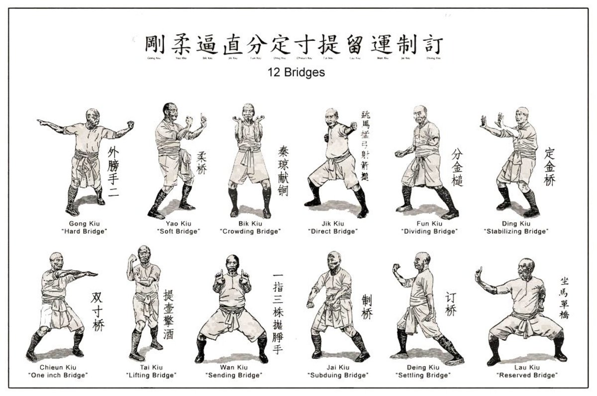 New English Kung Fu Manual Aims to Keep the Art Alive