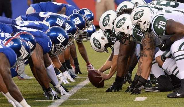 New York Giants vs New York Jets NFL Odds and Predictions