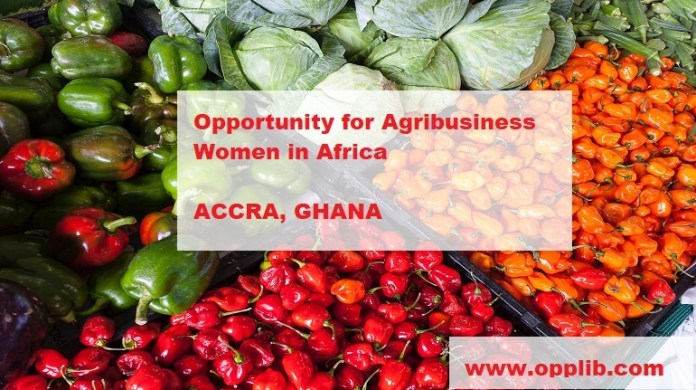 Opportunity for Agribusiness Women in Africa