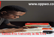 Best Tuition-Free University in the USA
