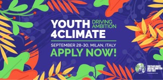 Youth4Climate: Driving Ambition in Italy