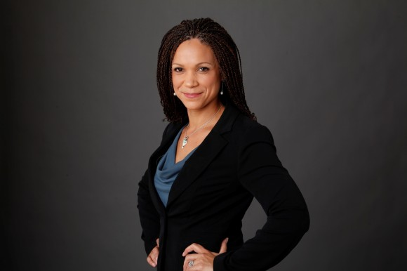 MELISSA HARRIS-PERRY -- Pictured: Melissa Harris-Perry, Anchor -- Photo by: Heidi Gutman/MSNBC