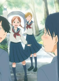 Aoi Hana (Sweet Blue Flowers) Episode 01-11 Subtitle Indonesia