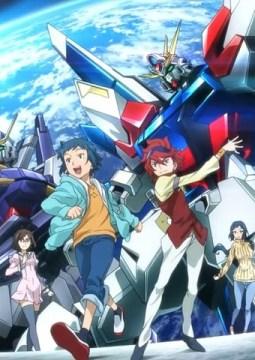 Gundam Build Fighters Episode 01-25 Subtitle Indonesia