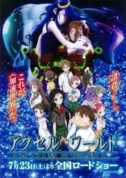 Accel World: Infinite∞Burst Movie BD Subtitle Indonesia