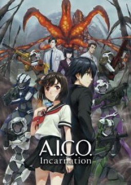 A.I.C.O.: Incarnation Episode 01-12 Subtitle Indonesia