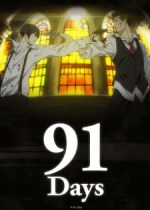 91 Days Episode 1-12 + OVA BD Subtitle Indonesia